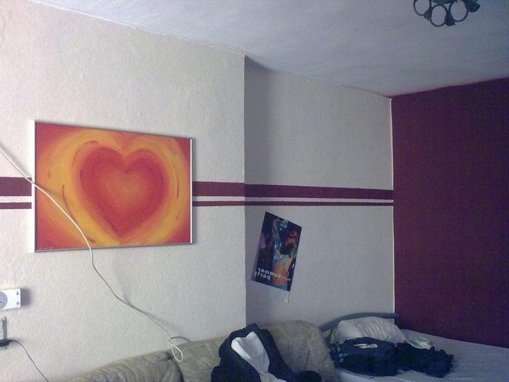 25+ ide terbaik Wohnzimmer streichen ideen di Pinterest Wohnung - wände streichen ideen schlafzimmer