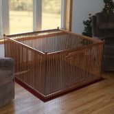 "Found it at Wayfair - 26"" Right Pet Pen"