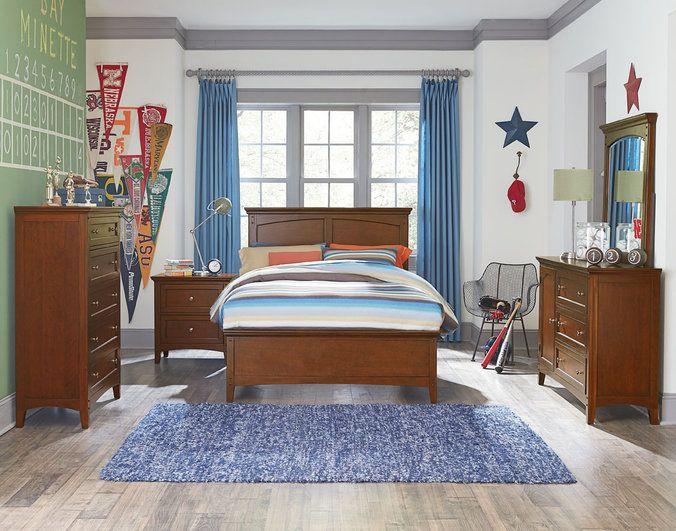 Standard Cooperstown Kidu0027s Bedroom Collection At DAWu0027S Home Furnishings In El  Paso ...