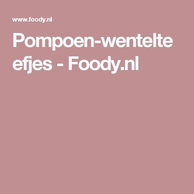 Pompoen-wentelteefjes - Foody.nl