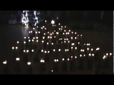 ▶ Karácsonyi műsor - zárószám - YouTube