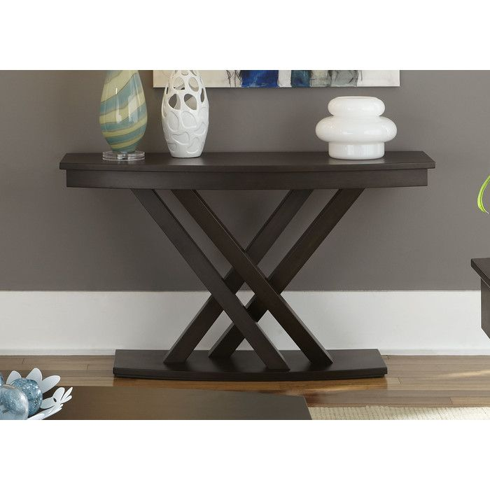 You'll love the Ceasar Console Table at Wayfair - Great Deals on all Furniture  products with Free Shipping on most stuff, even the big stuff.
