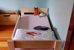 DIY toddler bed for $20