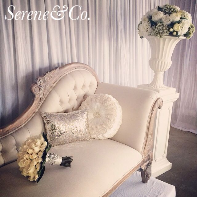 Bridal stage decor