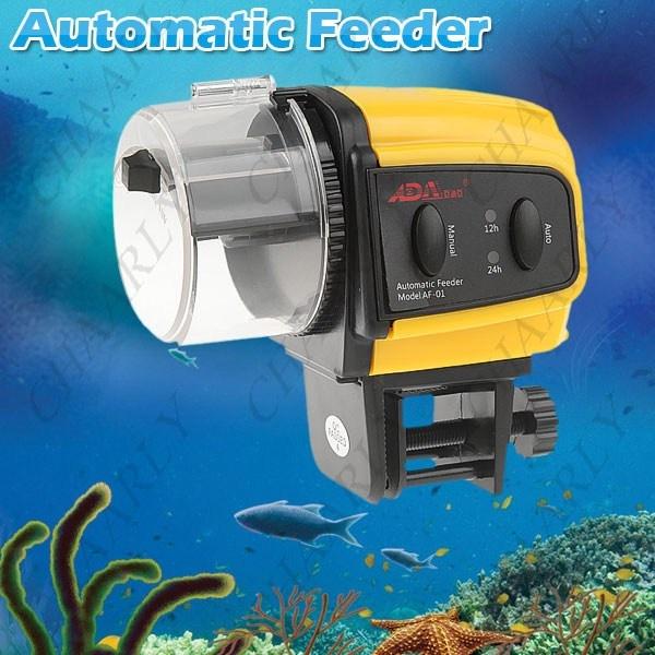 for Fish tank auto feeder