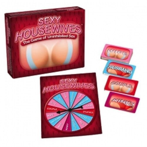 Brand-New-SEXY-HOUSEWIVES-Couples-Card-Game