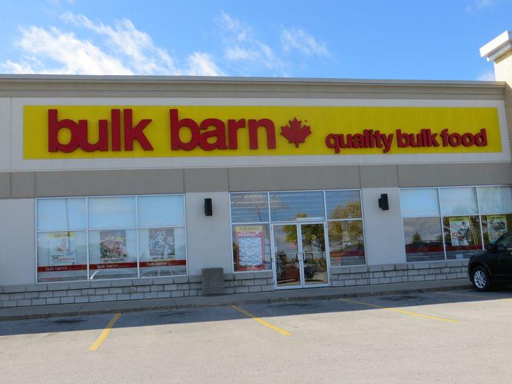 The Bulk Barn, 781 Broadway St., Kincardine, ON