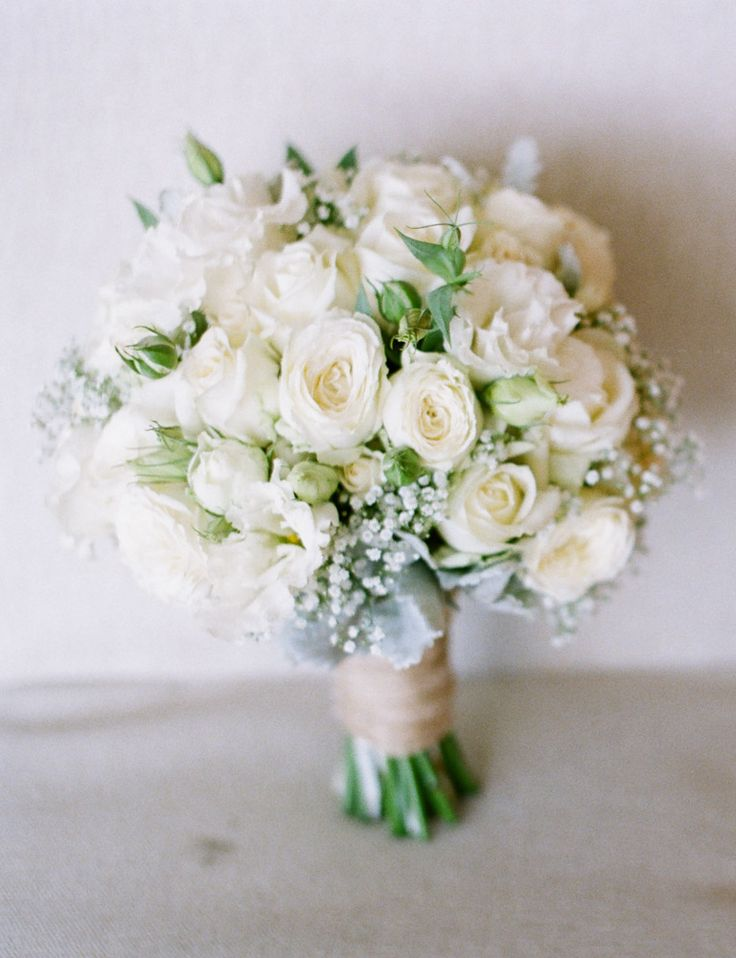 Beautiful ivory bouquet…