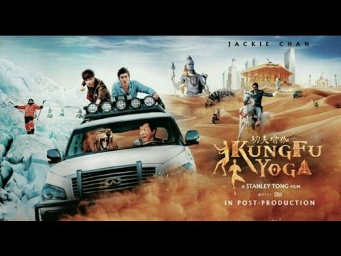 Kung Fu Yoga 2017 Movie Trailer  Jackie Chan