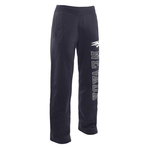 Nevada Wolf Pack Fanatics Branded Sideblocker Fleece Pants - Navy - $34.99