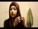 Hijab Tutorial for Oblong and Pashmina Hijabs