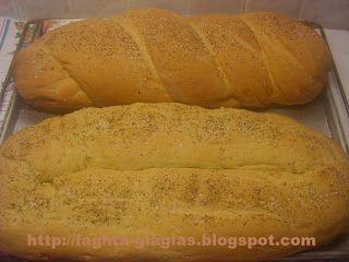 Τα φαγητά της γιαγιάς: Ψωμί με μαγιά, λάδι, ρίγανη και αλάτι