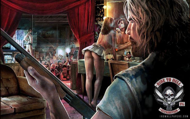 #strippers #Art #Guns #Club
