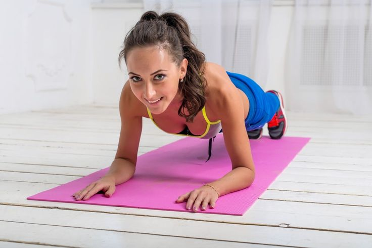 How To Do A Proper Plank Exercise http://www.changeinseconds.com/how-to-do-a-proper-plank-exercise/