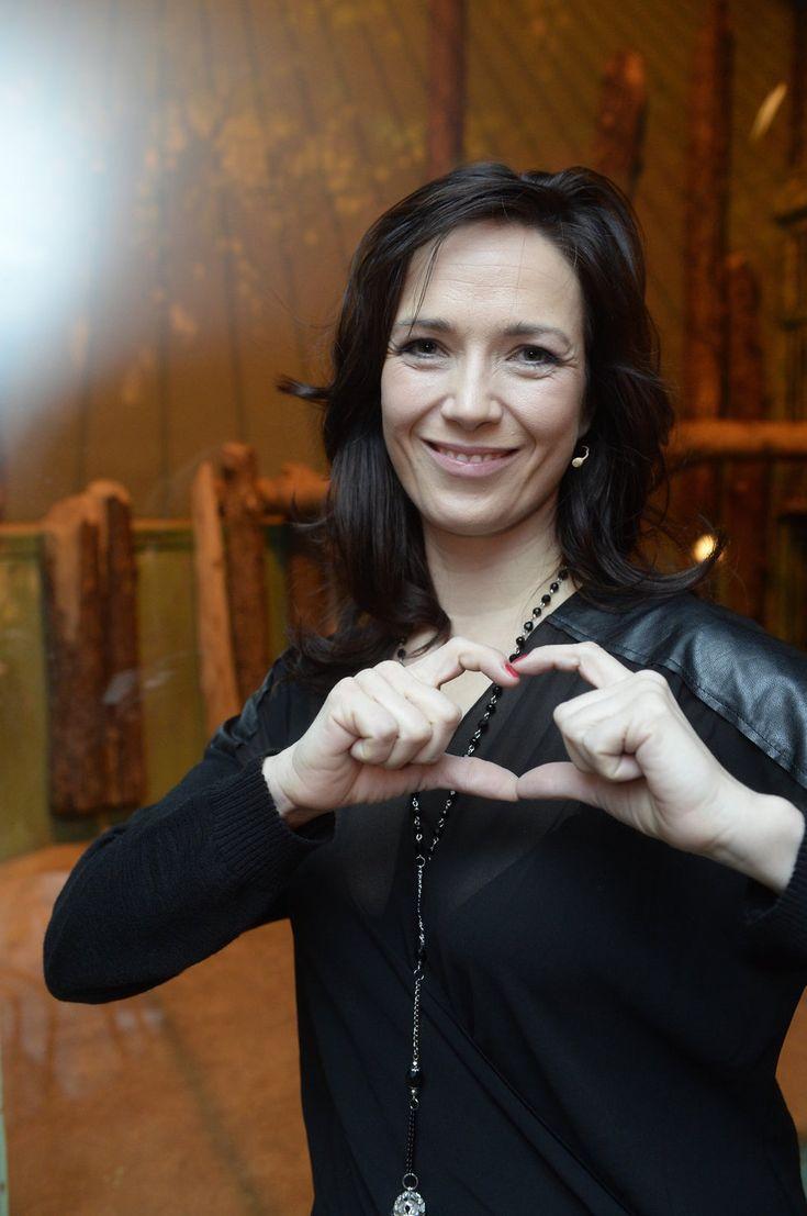 Galavečer Srdce pro děti 2014: Moderátorka večera Tereza Kostková