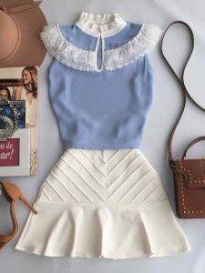 Compre Blusa - Moda Feminina na loja Estação Store com o menor preço e ande sempre na moda.