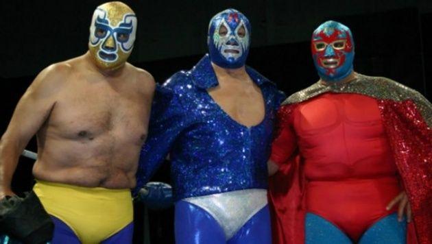 Dinastía Máscaras estará en la inauguración del Salón de la Lucha ...