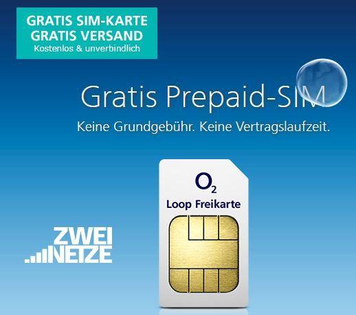 o2 Freikarte – Kostenlose Prepaid SIM Karte   Prepaiddealz.de