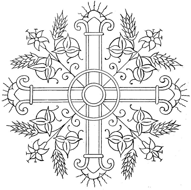 Patterns | Ecclesiastical & Church Embroidery Patterns – Needle'nThread.com