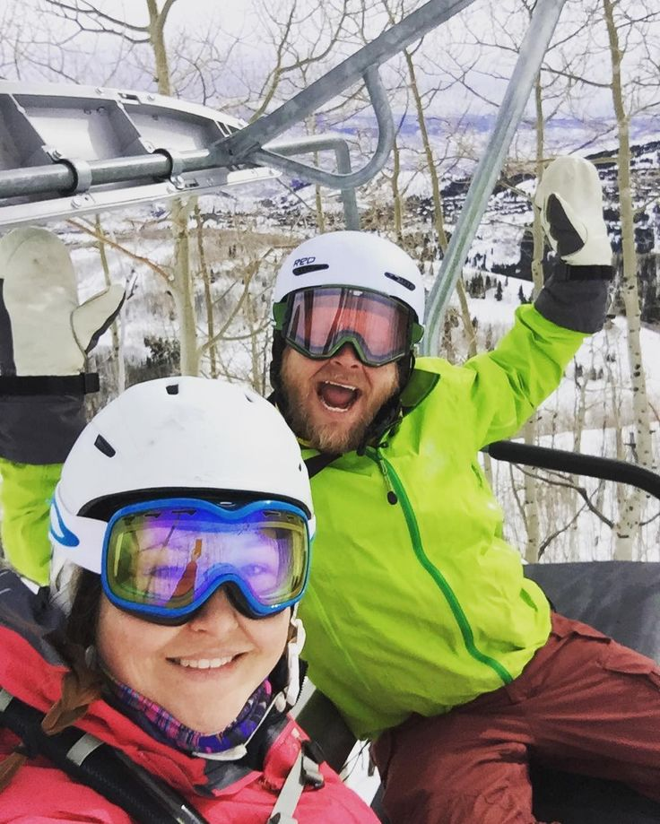 Had a fun day skiing and riding in @parkcity_utah before a big storm rolls in tonight. #parkcity #utah #rvlife #lifeisgood #adventure #wanderlust #paradise #libbysontheloose #nomad #neverstopexploring #freedom #homeiswhereyouparkit #exporelife #chaseyourdreams #exploremore #getoutstayout #liveauthentic #gorving #professionallyhouseless #onlythelibbys