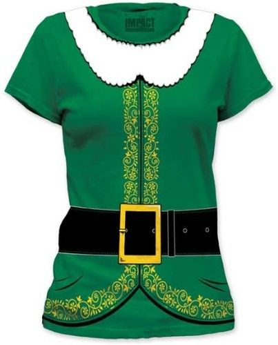 Buddy The Elf's Costume T-Shirt                                                                                                                                                                                 More