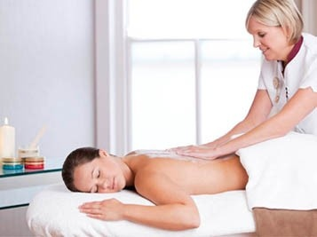 Champneys Treatments Lomi Lomi (Hawaiian Massage) deeply relaing as often two body parts are worked on at once and the brain finds it difficult to focus on both aiding relaxation
