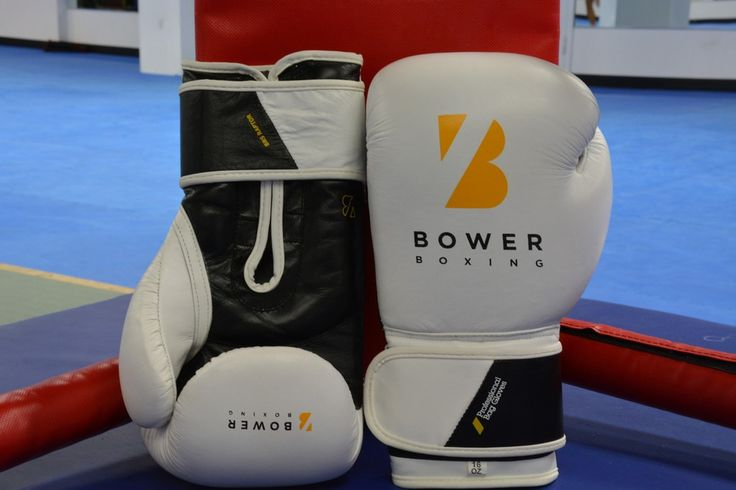 Bower Boxing BBS Raptors Boxing Gloves