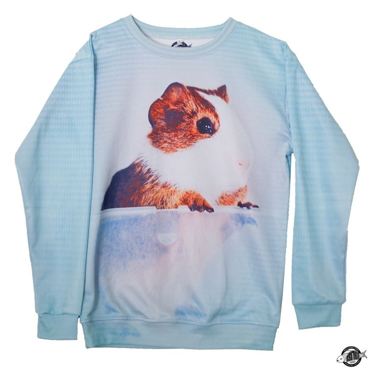 Fish Taco Limited Edition Sweater // 1 of 2
