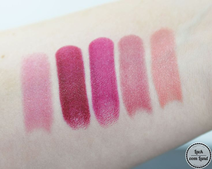 Zoya Perfect Lipsticks