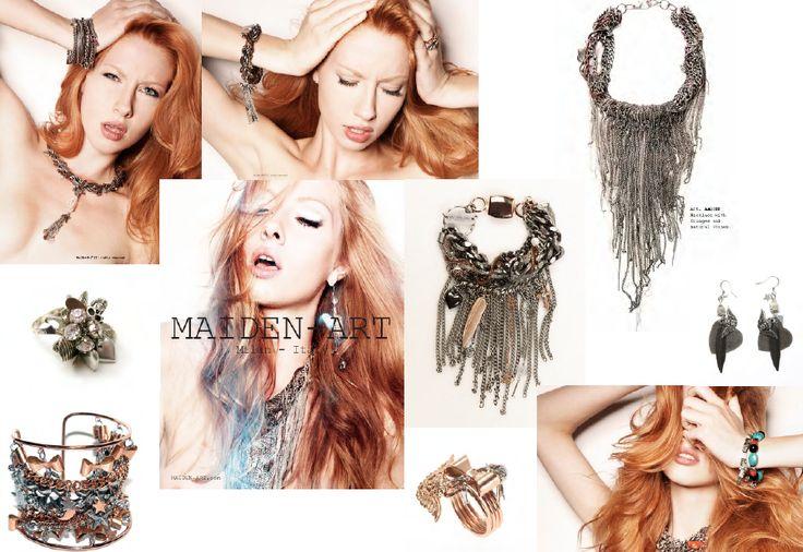 L'arte che si indossa...è maiden-art.com !