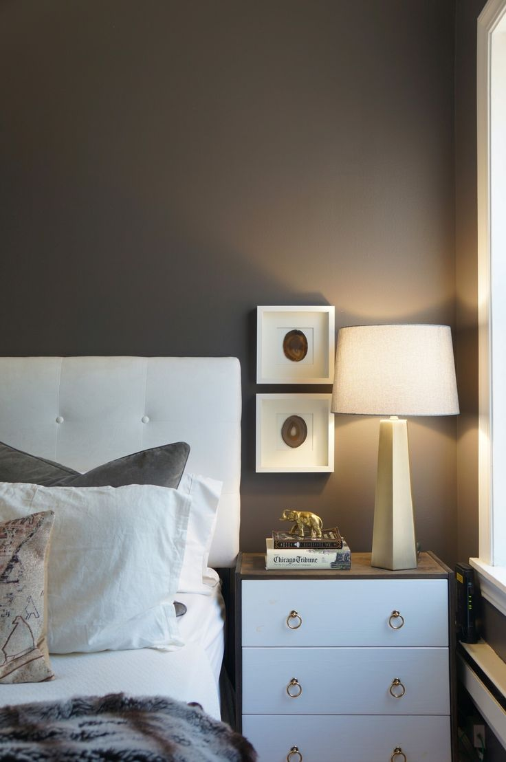 """Shop Solid Upholstered Headboards - Safavieh, Similar: 12""""x12"""" Matted for 8""""x8"""" Photo - Room Essentials™, Similar: Pair of Brass Elephant Statues, Similar: Alton Accent Night Table, Similar: Faceted Metal Lamp Base Large - Aged Brass - Threshold™ and more"""