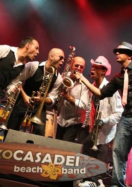 Orchestra Casadei - Eventi7 communication