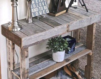 Pallet Furniture For Sale in Johannesburg. Specially designed to give your  home a rustic look