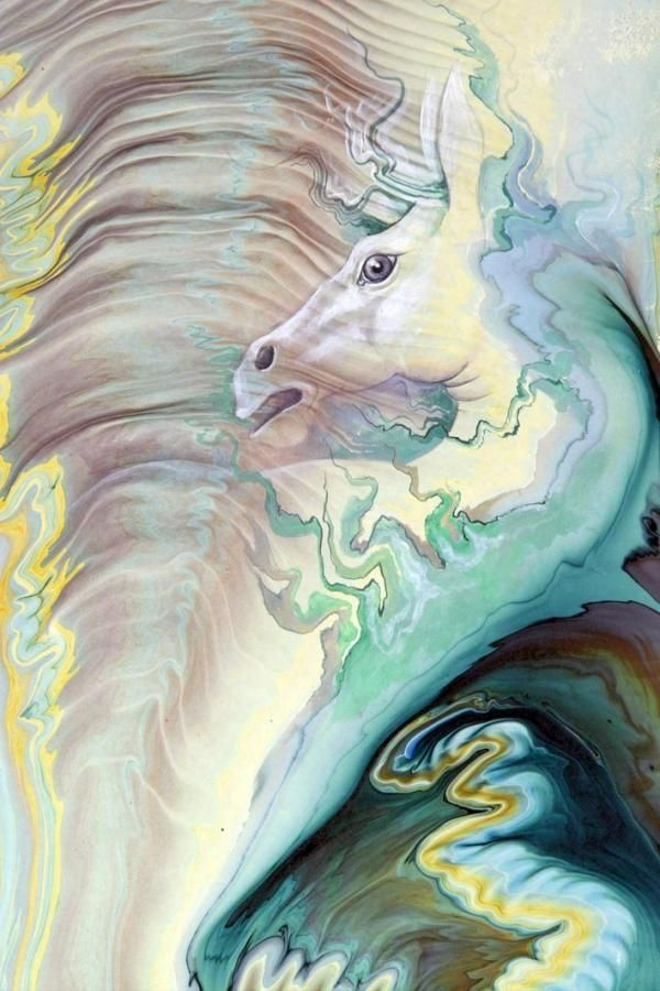 ebristan.com is a great site to explore if you want to learn more about modern marbling, buy examples of his work, or sign up for a workshop