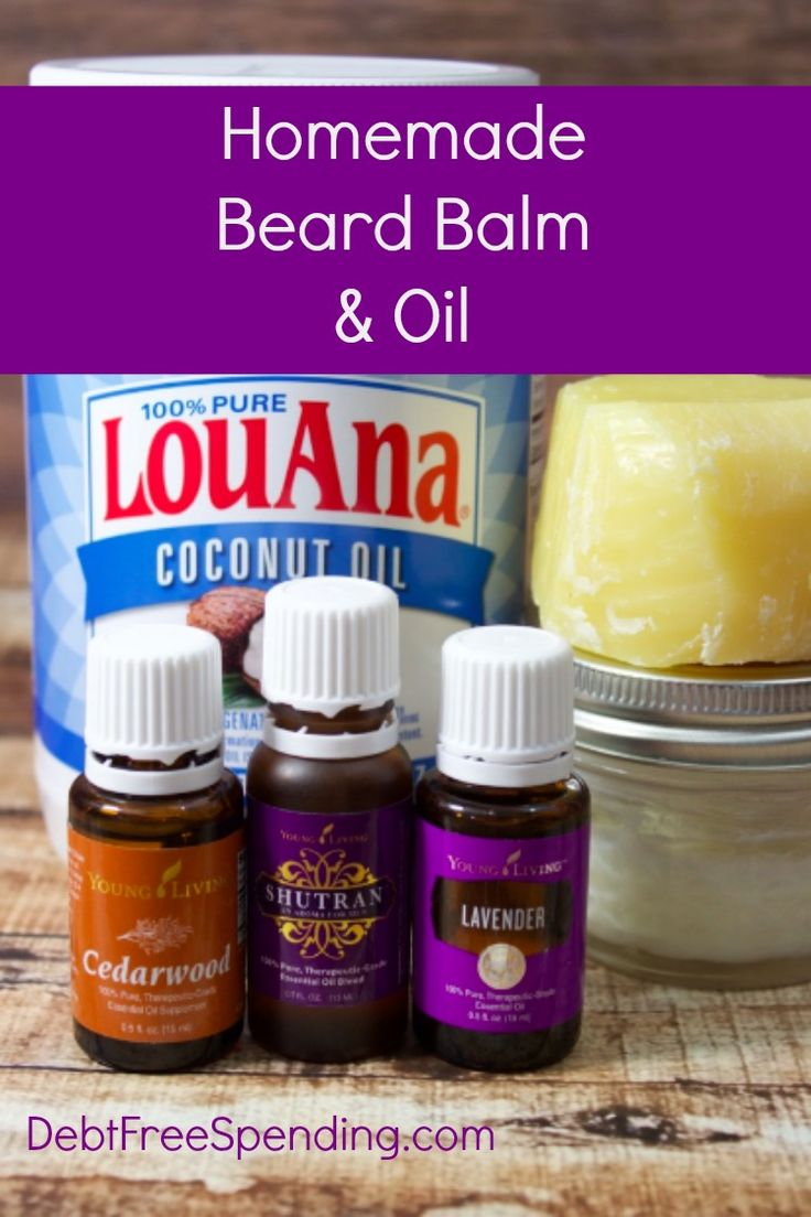 Beard Balm & Beard Oil: We will show you how to make your own beard balm and beard oil and condition that beard.