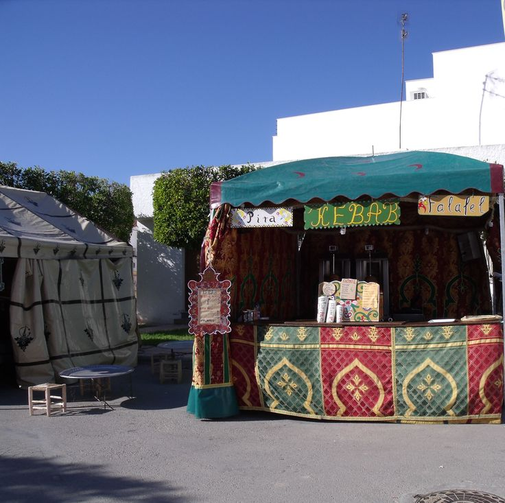 Medieval Market - Los Gallardos Three Kings Fiesta