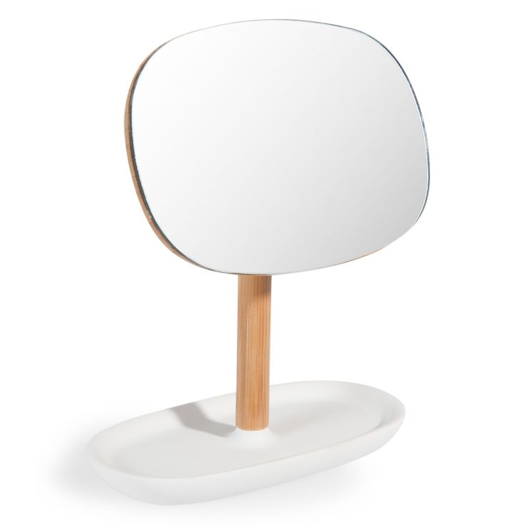 1000 id es sur le th me miroir maison du monde sur pinterest for Miroir blanc maison du monde