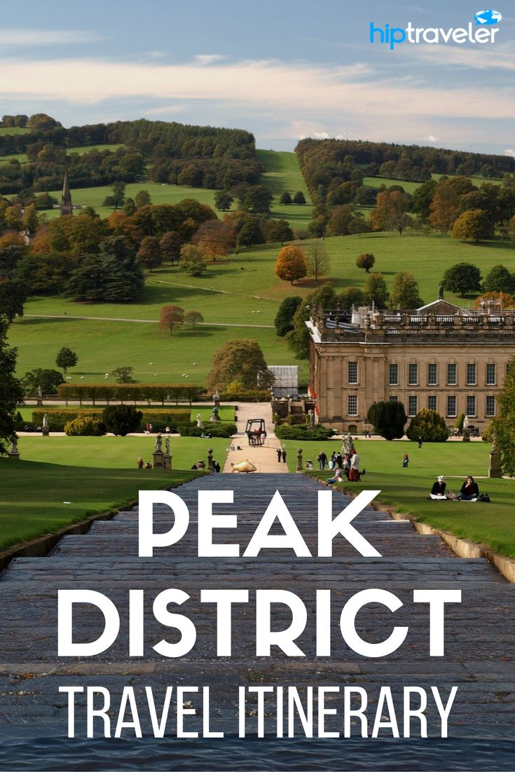 The ultimate guide to exploring England's Peak District on foot. A walking itinerary with stops in Bakewell, Millers Dale, Castleton and more. Travel in the United Kingdom. | Blog by HipTraveler: Book