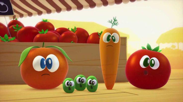 Apprenez à connaître les fruits et les légumes en vous amusant avec A table les enfants ! Dans cet épisode, faites la connaissance de la pomme de terre ! Ret...