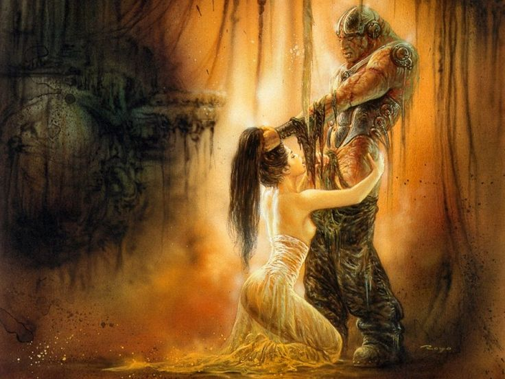 Useful message Fantasy art luis royo prohibited think, that