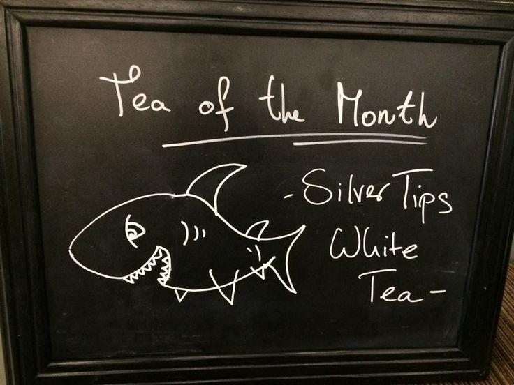 This months #TeaOfTheMonth! @teapigs Silver Tips White Tea @TeaNewsNow  #PropaCuppa #Brighton
