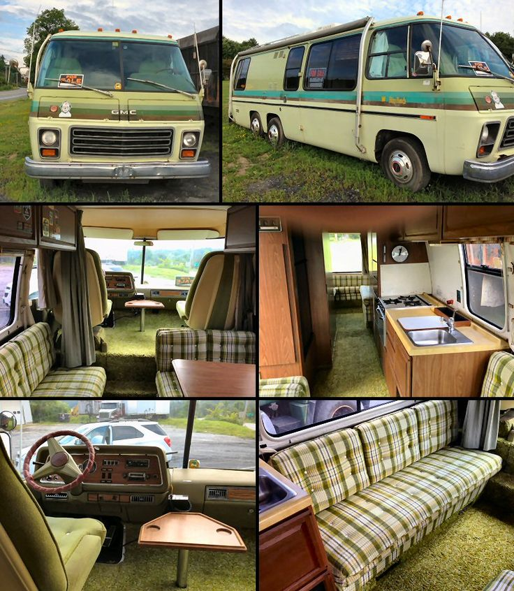 Bethune Sales Company GMC Motorhomes For Sale