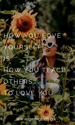 that prove why self-love is something you need to put into your routine.