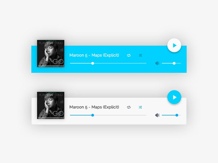 Music Player by Eftakher Alam