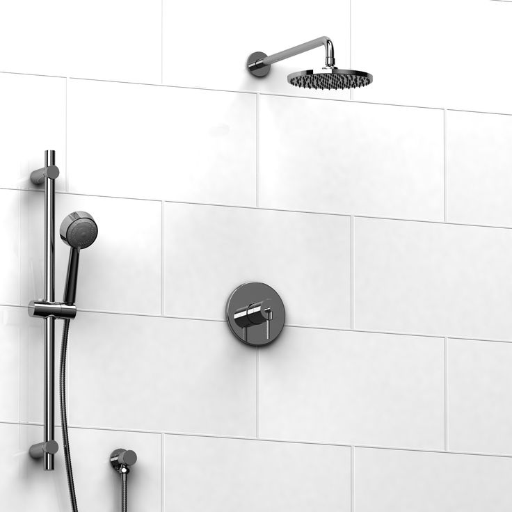 Shower Kit. 71 best Bathroom images on Pinterest   Bathroom ideas  Modern