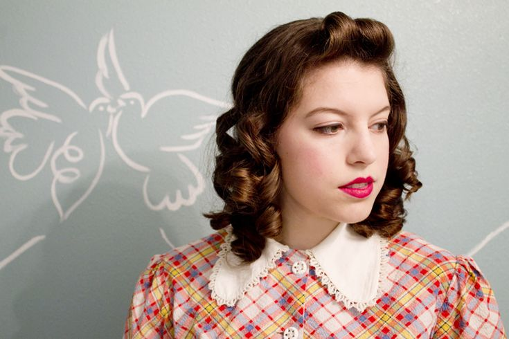 Hair Style 1940: 17 Best Images About 1940s Hairstyles On Pinterest