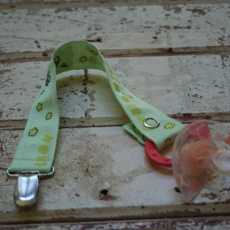 Hello kitty pacifier holders available 3 for R100 at www.magoo.co.za