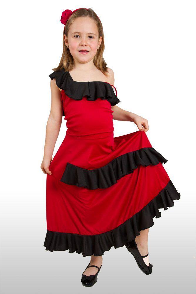 Cute kids Flamenco costumes!