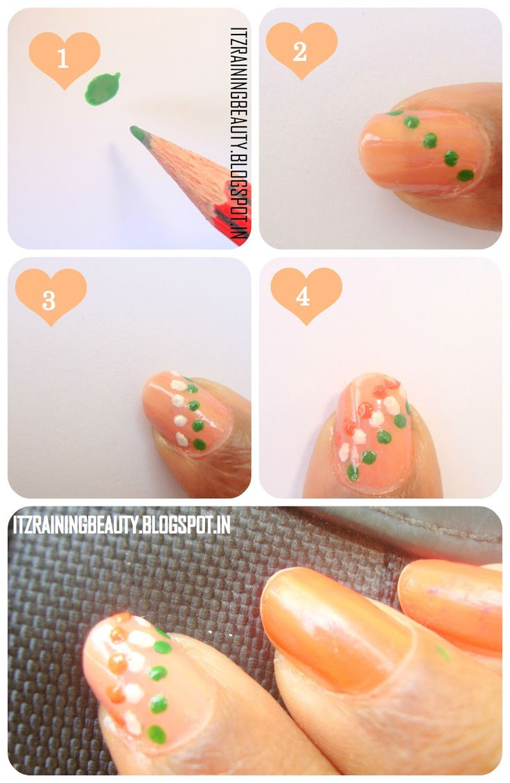 37 best nails images on pinterest at home cherries and cherry step by step nail art google search prinsesfo Image collections