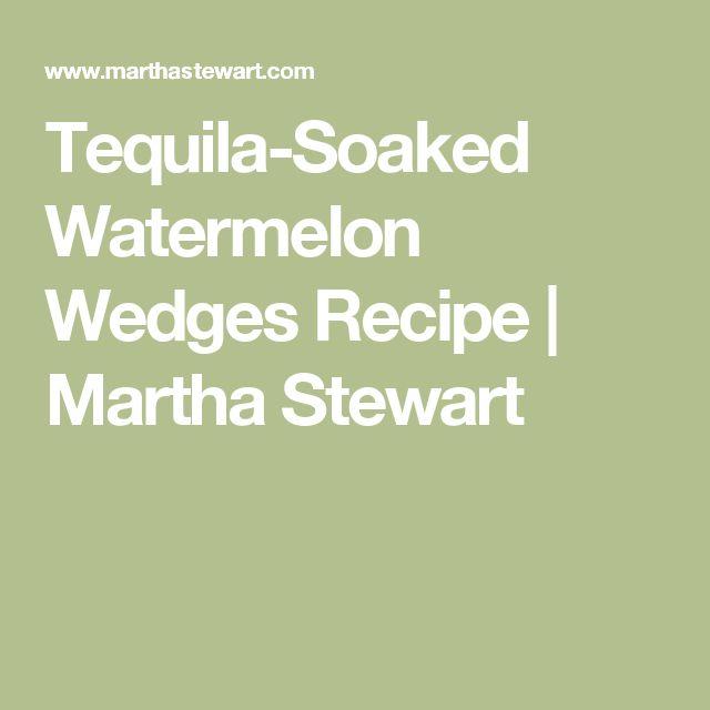 Best 25+ Tequila soaked watermelon ideas on Pinterest ...